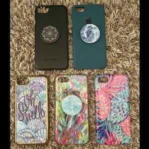 iPhone 7 cases Lilly Pulitzer Apple Body Glove
